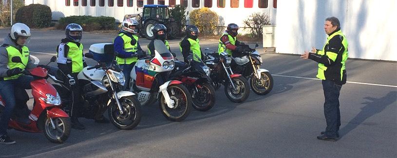 Cours moto Yverdon