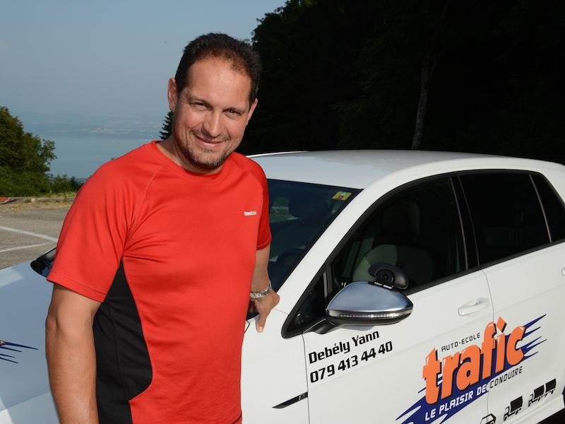 Yann Debély
