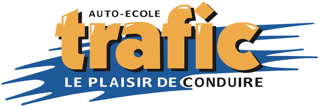 Auto-ecole Trafic Logo