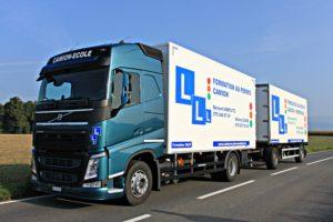 Cours de pratique camion Neuchâtel