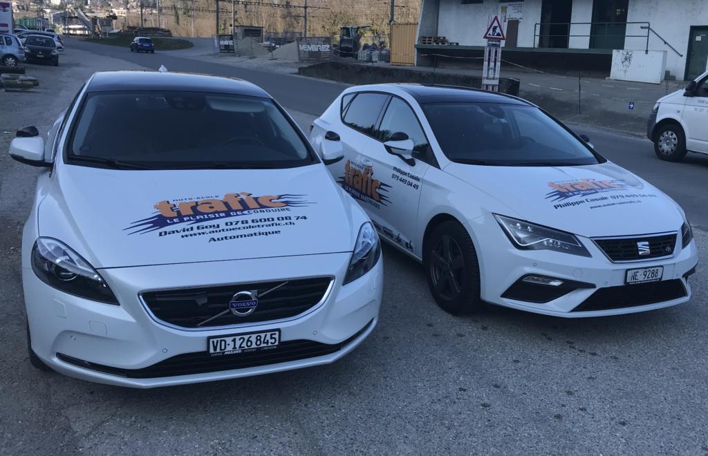 Cours de conduite voiture Lausanne